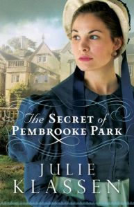 Secret of Pembrooke Park Front Cover (Baker Publishing Group)