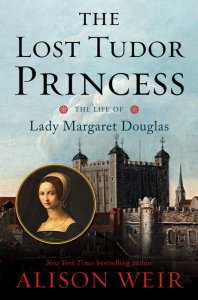 The Lost Tudor Princess Front Cover (Ballantine Books/Random House)