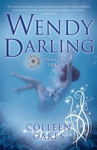 Wendy Darling: Seas Front Cover (SparkPress)