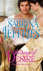 The Danger of Desire front cover (Pocket Books/Simon and Schuster)